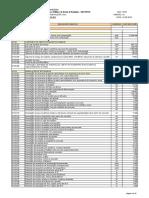Tabela Orçamentaria 2010