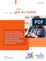 Mobile Usages