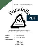 CARATULA PEDAGOGICO 2015 IMPRIMIR elmer.doc