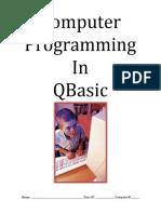 CPT QBasic Tutorial