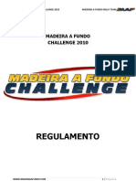 Regulamento MAF Challenge