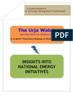 The Urja Watch - April May 2010