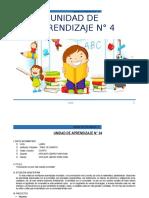 UNIDAD DE APRENDIZAJE - JUNIO -  4°.docx