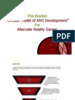 Brackin Alternative Reality Game Model