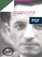 Merleau Ponty El Ojo y El Espiritu