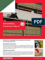 Frontrock Max E - NEW