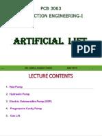 1. Artificial Lift Methods