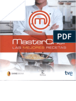 Masterchef, Las Mejores Recetas.