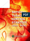 National Tobacco Control Strategy Philippines