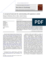 A Conceptual Framework for Understanding Self-regulation in Adults