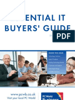 PCWB Essential Buyer's Guide