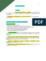 Sujeitos Do Contrato de Trabalho - Trt - 4ª Parte(1)