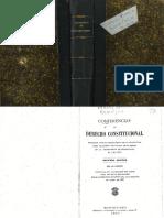 Ramírez, Carlos María - Conferencias de Derecho Constitucional