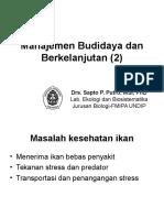 Aquaculture Management & Its Sustainability (2)