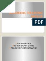 Academic Reading