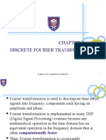 Chapter 4 Discrete Fourier Transform