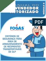 Manual Projeto Gas