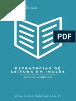 Estratégias de Leitura Em Inglês - O Guia Definitivo
