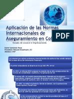 Aplicación de las normas internacionales de aseguramiento en Colombia.pdf