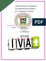 Ensayo Iva