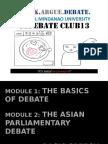 Debate Lab