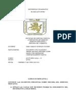 Ejercicio Mercantil 1