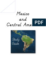 mexico-c a  study guide