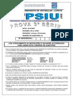 Questões UFPI Fernando Pessoa