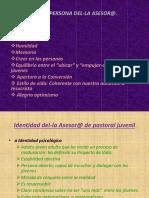 Perfil Del Asesor e Identidad