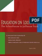 Education on Lockdown