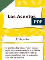 DEFINICIÓN DE ACENTO