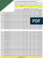Lista de Codigos Para Documentos Varios