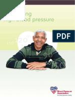 Introducing High Blood Pressure