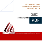 Service Profile DRAFT