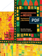 Afrodescendientes en Mexico