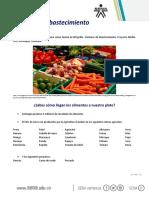 Boletín Enero 2016 Sistema de Abastecimiento Productos Agropecuarios