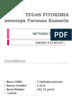 Fitokimia 2016 T1 Mutiara Hapsari