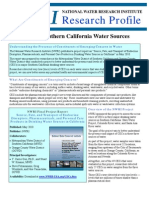 Understanding the presence of constituents of emerging concern in water