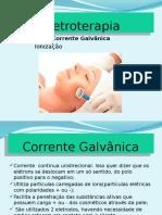 Eletroterapia-Ionização