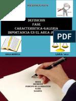 PDF Redaccion Juridica Revista