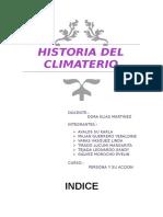 Historia Del Climaterio