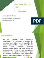 Innovacion en La Competitividad