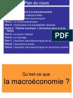 Macro-économie -S2