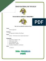 Inulina - Achicoria Como Fuente de Inulina
