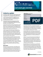 coal seam gas overview