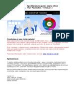 ITIL Foundation Resumo