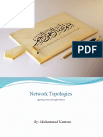 Network Topology by Kamran