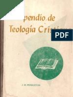 Compendio de Teología Cristiana - Pendlenton