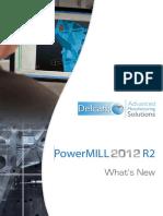 PowerMILL_2012_R2  Whats New