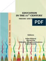 Education in the 21st Century- Theory An